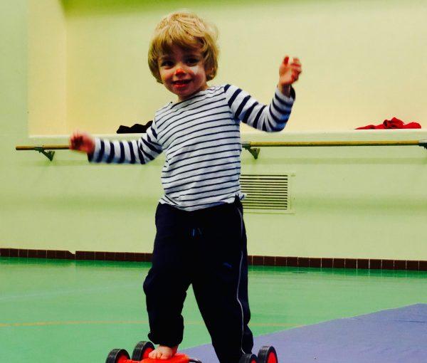 Une image de l'activité Savoir se déplacer, tout un art organisée par Apprends et Rêve, activités pour enfants et ados à Paris