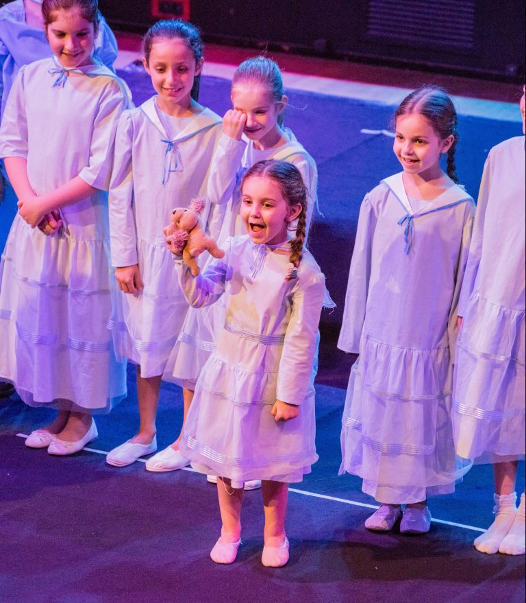 Activité 'Découverte du théâtre: tous en scène ! (Pour les 4-5 ans)' par Apprends et Rêve, activités pour enfants et ados à Paris