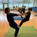 Une image de l'activité Viser l'harmonie, ensemble grâce au Yoga et à l'Acroyoga (Parent/enfant, 5-8 ans) organisée par Apprends et Rêve, activités pour enfants et ados à Paris