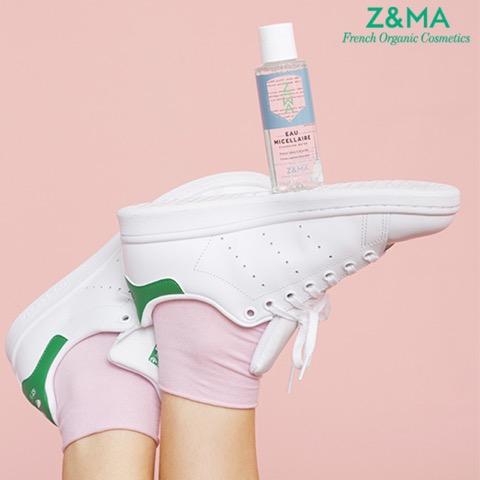 Z&MA, la marque de beauté bio que les ados attendaient