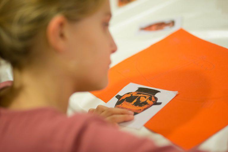 Activité 'Être créatif, c'est tout un art!' par Apprends et Rêve, activités pour enfants et ados à Paris