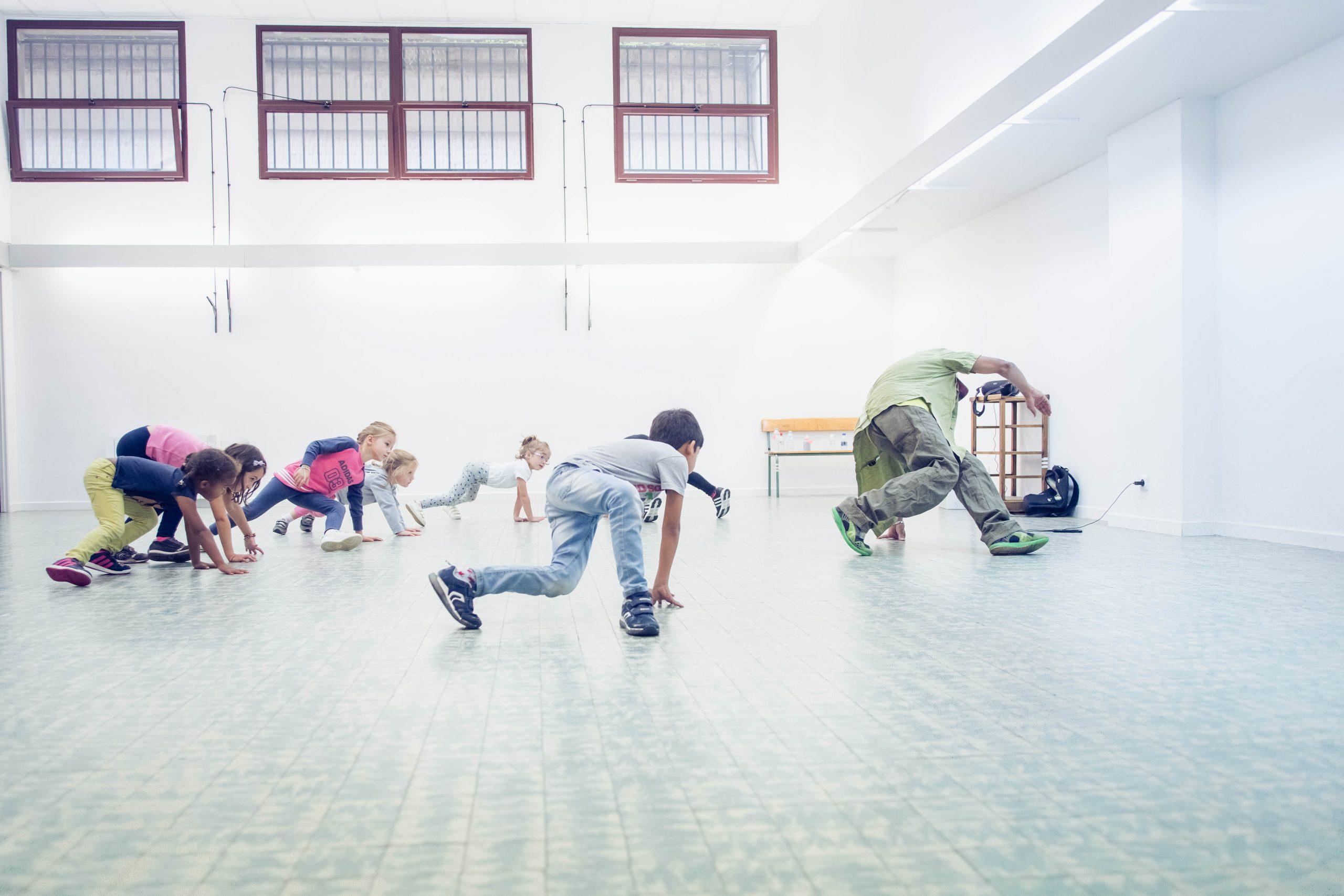 Cours de danse hip-hop pour enfants àParis