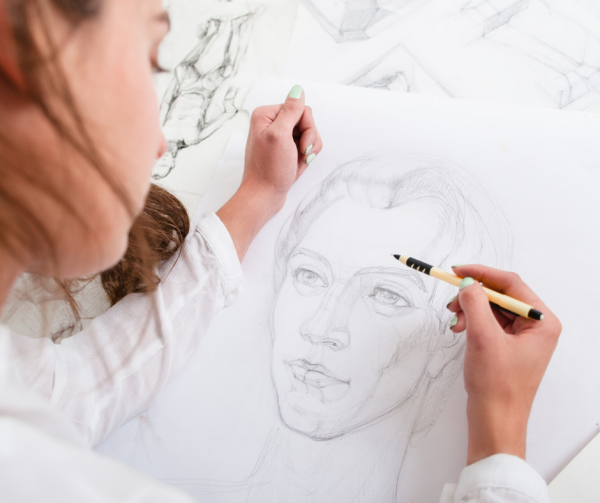 Une image de l'activité Améliorer sa technique de dessin –  Dessin académique confirmé organisée par Apprends et Rêve, activités pour enfants et ados à Paris