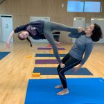 Une image de l'activité Viser l'harmonie, ensemble grâce au Yoga et à l'Acroyoga (Parent/Ado) organisée par Apprends et Rêve, activités pour enfants et ados à Paris