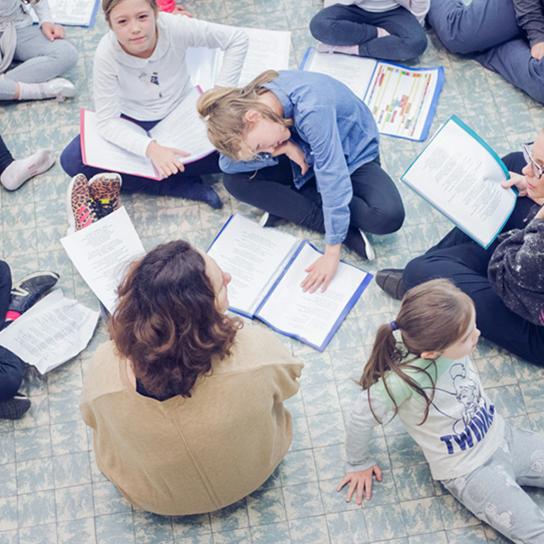 L'activité Anglais par Apprends et Rêve, activités pour enfants et ados à Paris