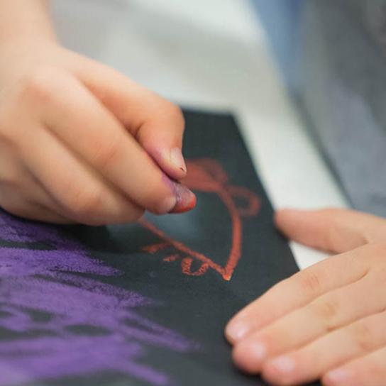 Activité 'Laisser s'exprimer sa créativité' par Apprends et Rêve, activités pour enfants et ados à Paris