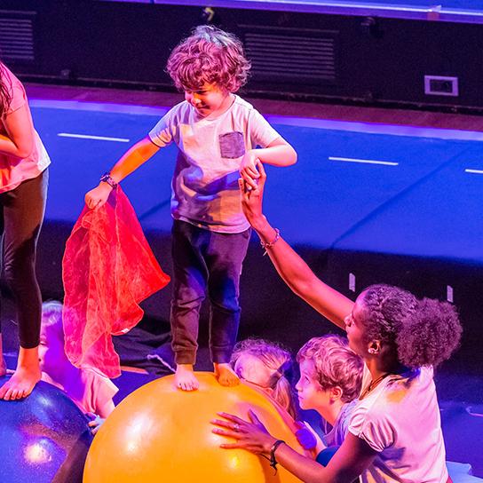 L'activité Cirque par Apprends et Rêve, activités pour enfants et ados à Paris
