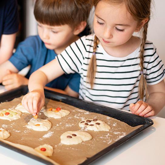 Activité 'De délicieuses découvertes' par Apprends et Rêve, activités pour enfants et ados à Paris