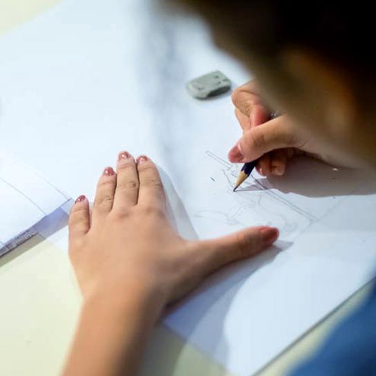 Activité 'Deviens mangaka!' par Apprends et Rêve, activités pour enfants et ados à Paris