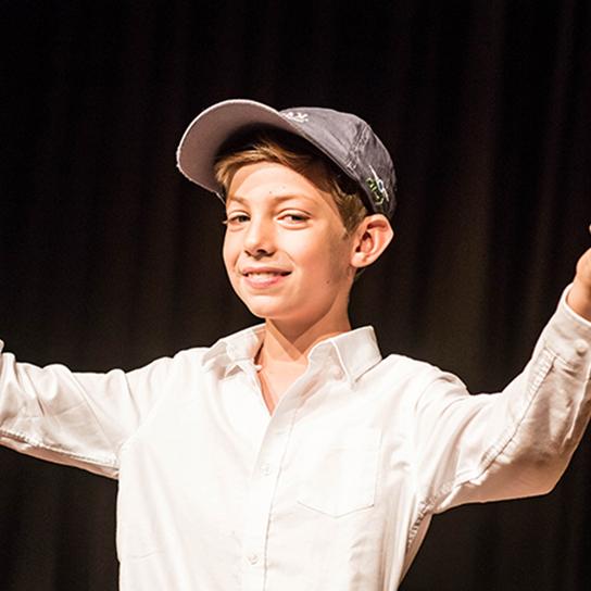 Activité 'Apprendre le jeu d'acteur: tous en scène !' par Apprends et Rêve, activités pour enfants et ados à Paris