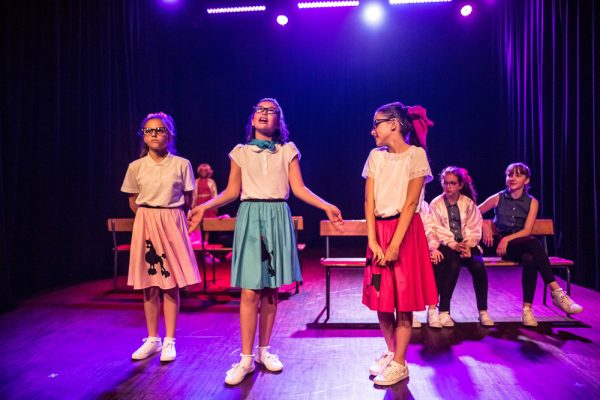 Une image de l'activité Comédie musicale: Du rêve à la scène … en chantant en anglais organisée par Apprends et Rêve, activités pour enfants et ados à Paris