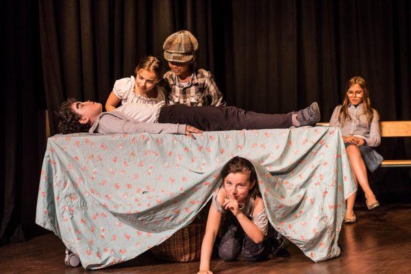 Une image de l'activité Apprendre le jeu d'acteur: tous en scène ! (Pour les 6-8 ans) organisée par Apprends et Rêve, activités pour enfants et ados à Paris