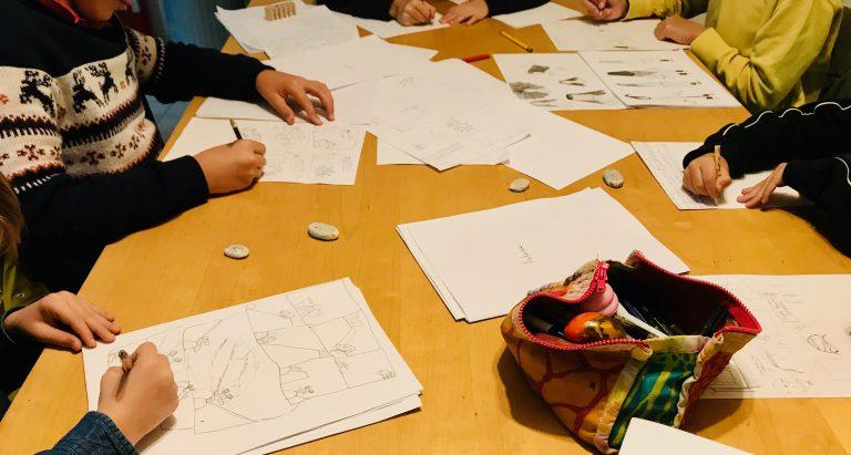 Activité 'Concevoir, dessiner et réaliser une BD : tout un art' par Apprends et Rêve, activités pour enfants et ados à Paris