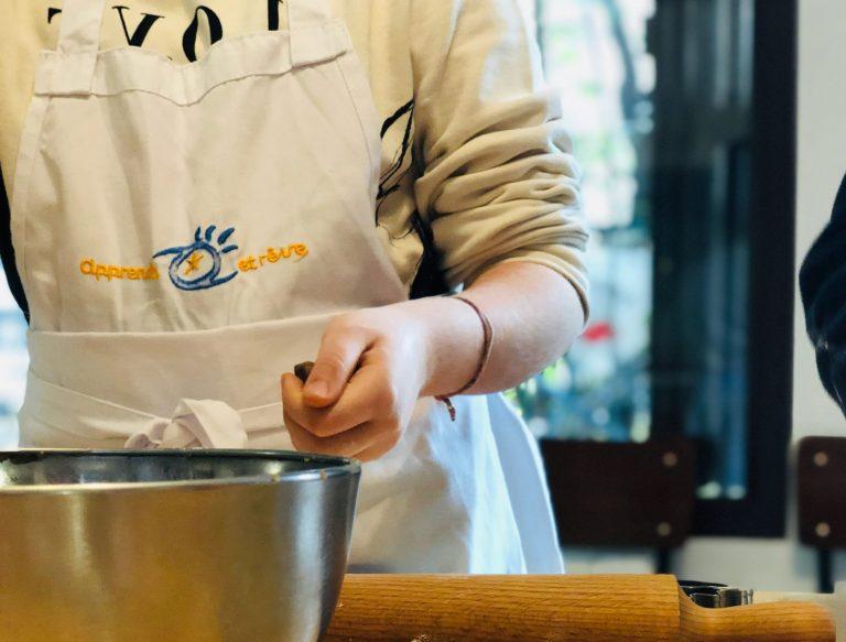 Activité 'Pâtisserie et autres délices avec Daniela' par Apprends et Rêve, activités pour enfants et ados à Paris
