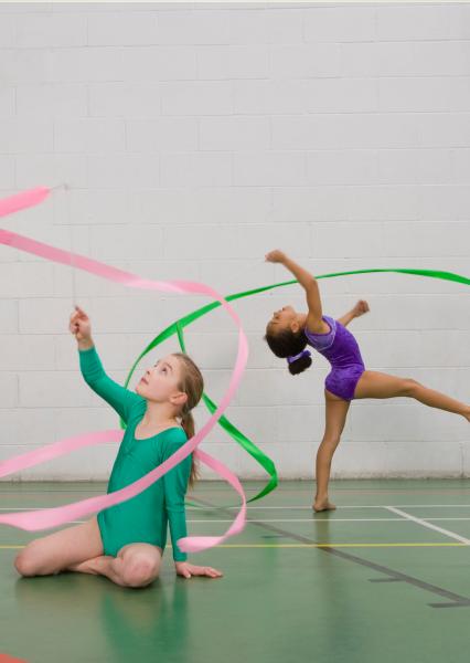 Une image de l'activité La gymnastique autrement organisée par Apprends et Rêve, activités pour enfants et ados à Paris