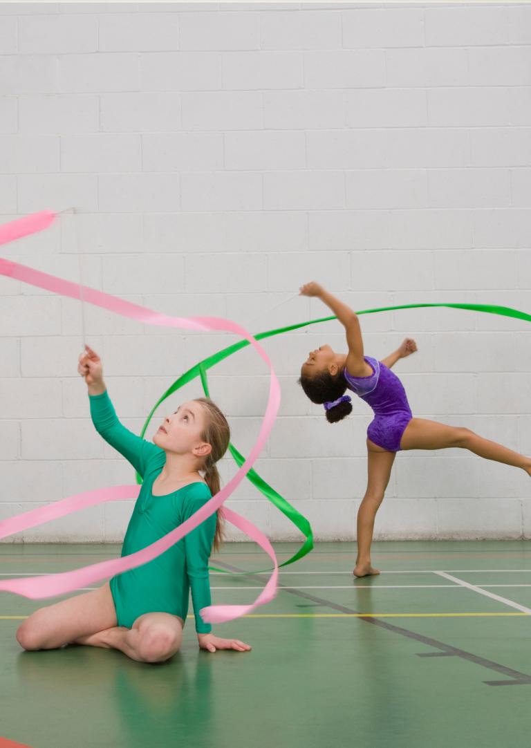Activité 'La gymnastique autrement' par Apprends et Rêve, activités pour enfants et ados à Paris