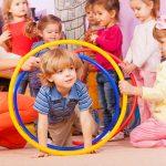 Une image de l'activité Baby Ninja: se déplacer en se jouant des obstacles organisée par Apprends et Rêve, activités pour enfants et ados à Paris