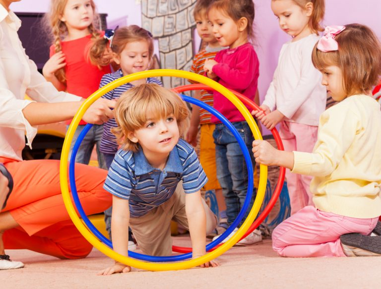 Activité 'Baby Ninja: se déplacer en se jouant des obstacles' par Apprends et Rêve, activités pour enfants et ados à Paris