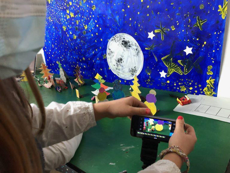 Activité 'Sur les traces de Wallace et Gromit, ou l'art du film d'animation!' par Apprends et Rêve, activités pour enfants et ados à Paris