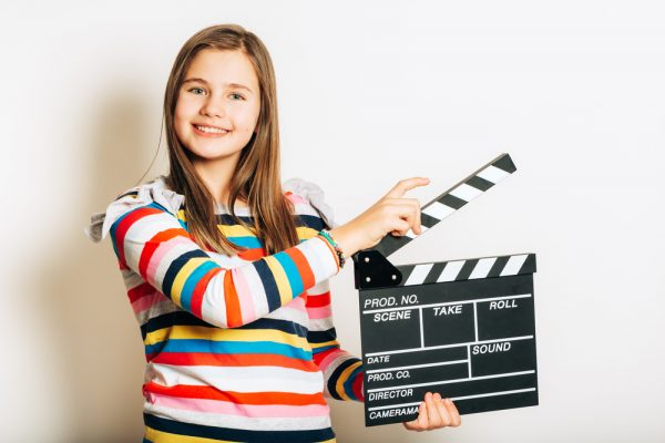 Une image de l'activité Steven Spielberg, c'est moi ! organisée par Apprends et Rêve, activités pour enfants et ados à Paris