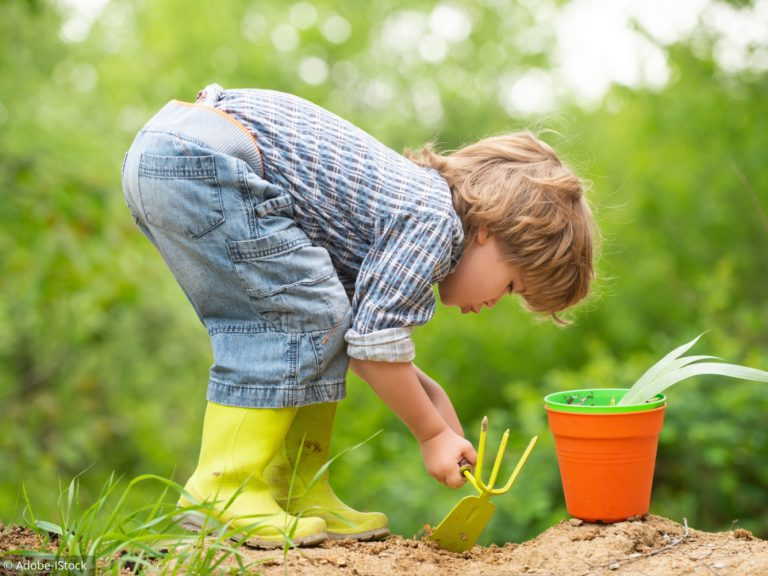 Activité 'Les petits pros du jardinage' par Apprends et Rêve, activités pour enfants et ados à Paris