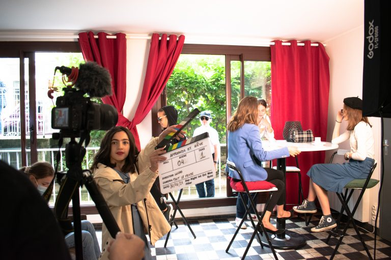 Activité 'Steven Spielberg, c'est moi !' par Apprends et Rêve, activités pour enfants et ados à Paris