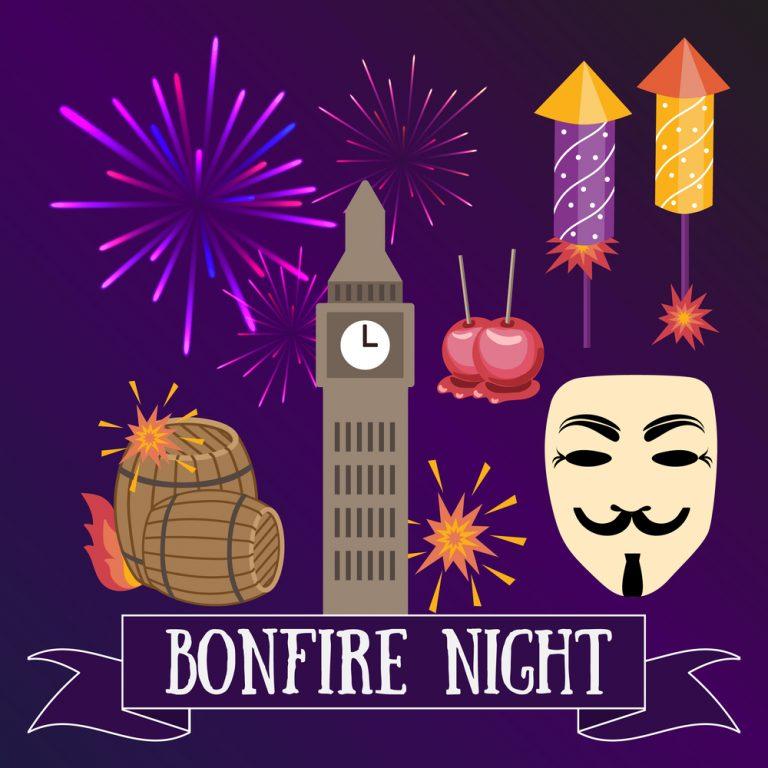 Activité 'À la poursuite de Guy Fawkes et des comploteurs de la « Bonfire night »' par Apprends et Rêve, activités pour enfants et ados à Paris