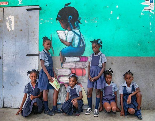 Une image de l'activité Haïti, un pays envoûtant organisée par Apprends et Rêve, activités pour enfants et ados à Paris