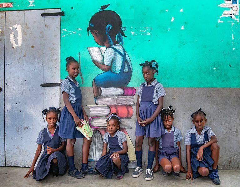 Activité 'Haïti, un pays envoûtant' par Apprends et Rêve, activités pour enfants et ados à Paris
